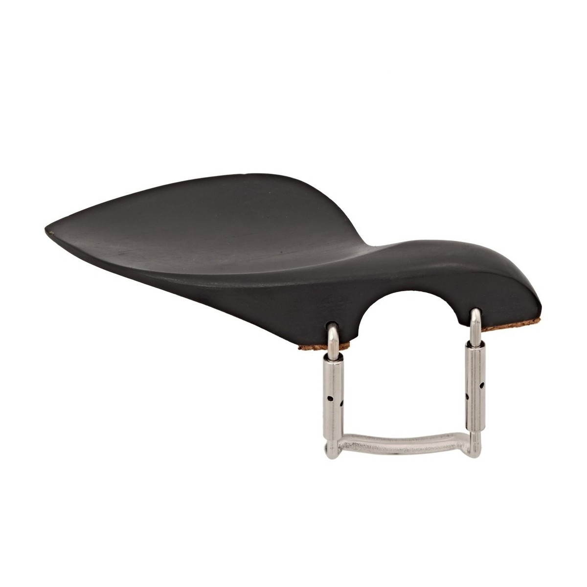 Click to view product details and reviews for 1 2 Size Chinrest By Gear4music Ebony.