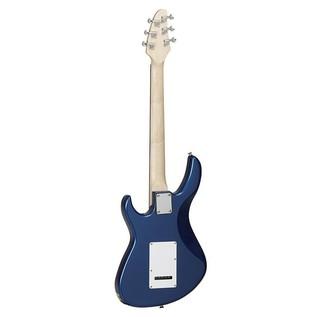 Tanglewood TE2 BL Baretta Series Electric Guitar - back