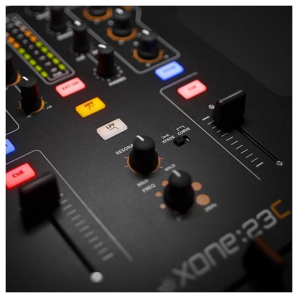 Allen & Heath Xone: 23C Mixer