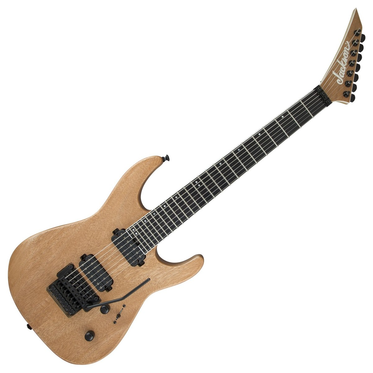 jackson pro series dinky dk7 7 string guitar okoume at gear4music. Black Bedroom Furniture Sets. Home Design Ideas