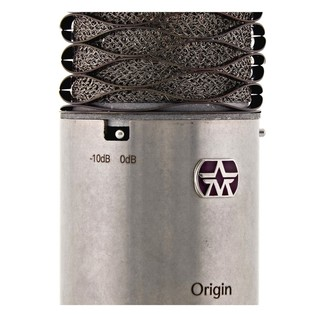 Aston Microphones Origin Cardioid Condenser Microphone side