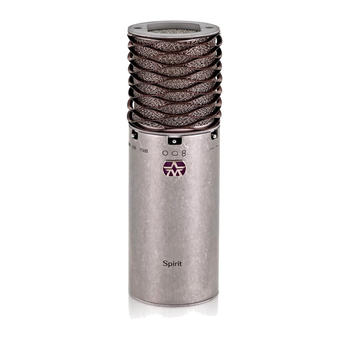aston microphones spirit multi pattern condenser microphone at gear4music. Black Bedroom Furniture Sets. Home Design Ideas