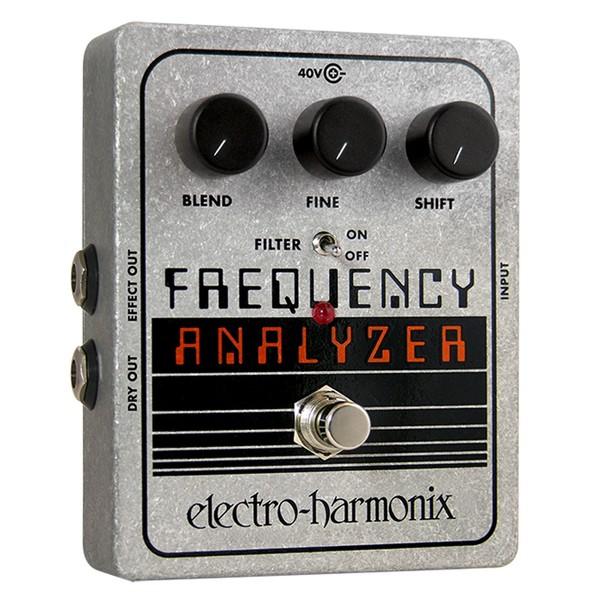 Electro Harmonix Frequency Analyzer Ring Modulator Pedal Main Image