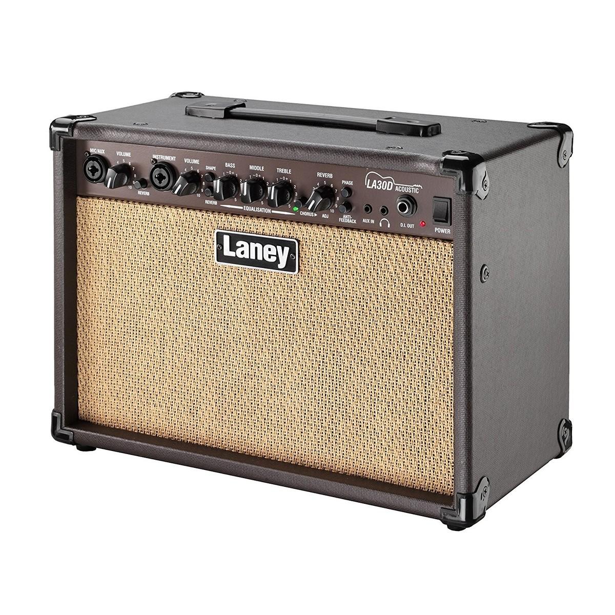 Laney LA30D LA 30W 2x6.5 Acoustic Combo | Gear4music