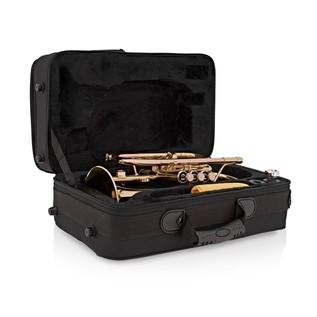 Coppergate Intermediate Cornet, Gold + Accessory Pack
