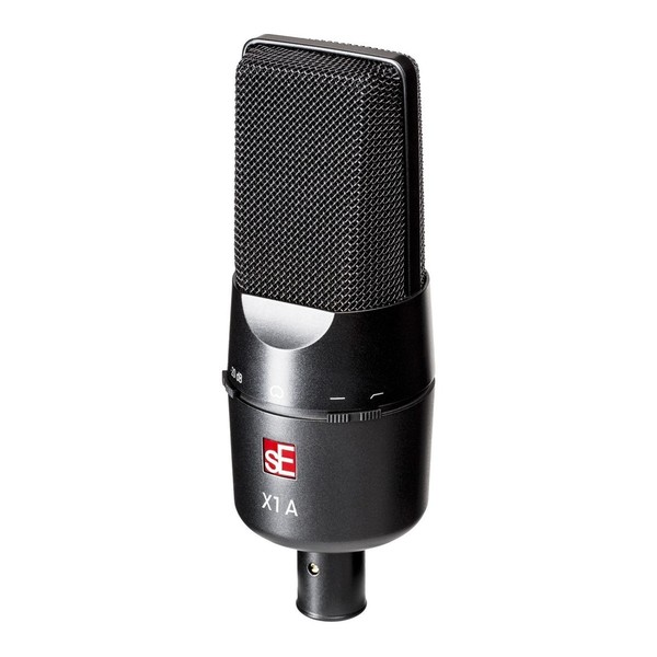 sE Electronics X1 A Condenser Microphone - Angle 1