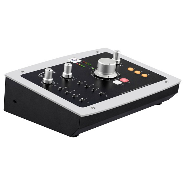 Audient iD22 Audio Interface - Angled
