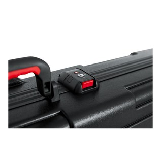Gator TSA ATA 88 Key Case with Wheels - Latch