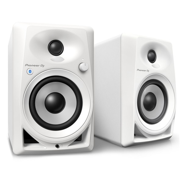 Pioneer DJ DM-40BT Desktop Monitor Speakers With Bluetooth, Black - Main