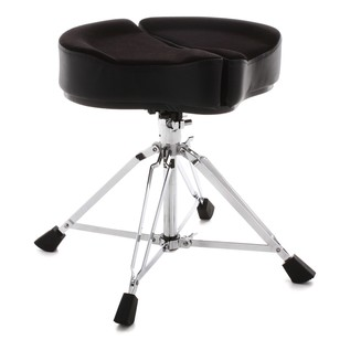 Ahead Spinal G Drum Throne with Base, Black