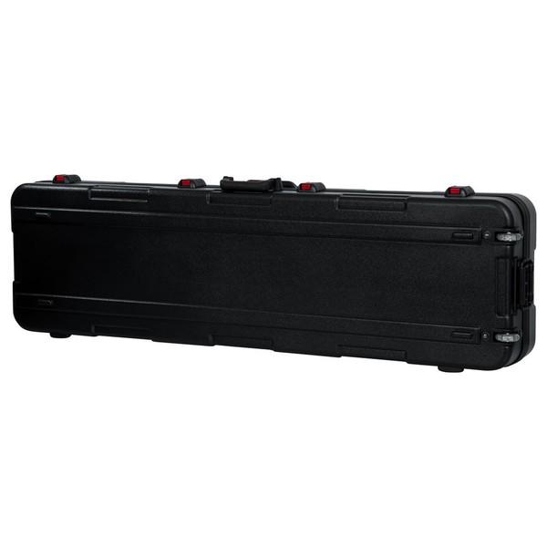 Gator TSA ATA Slim XL 88-note Keyboard Case with Wheels - Side