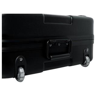 Gator TSA ATA Slim XL 88-note Keyboard Case with Wheels - Wheels