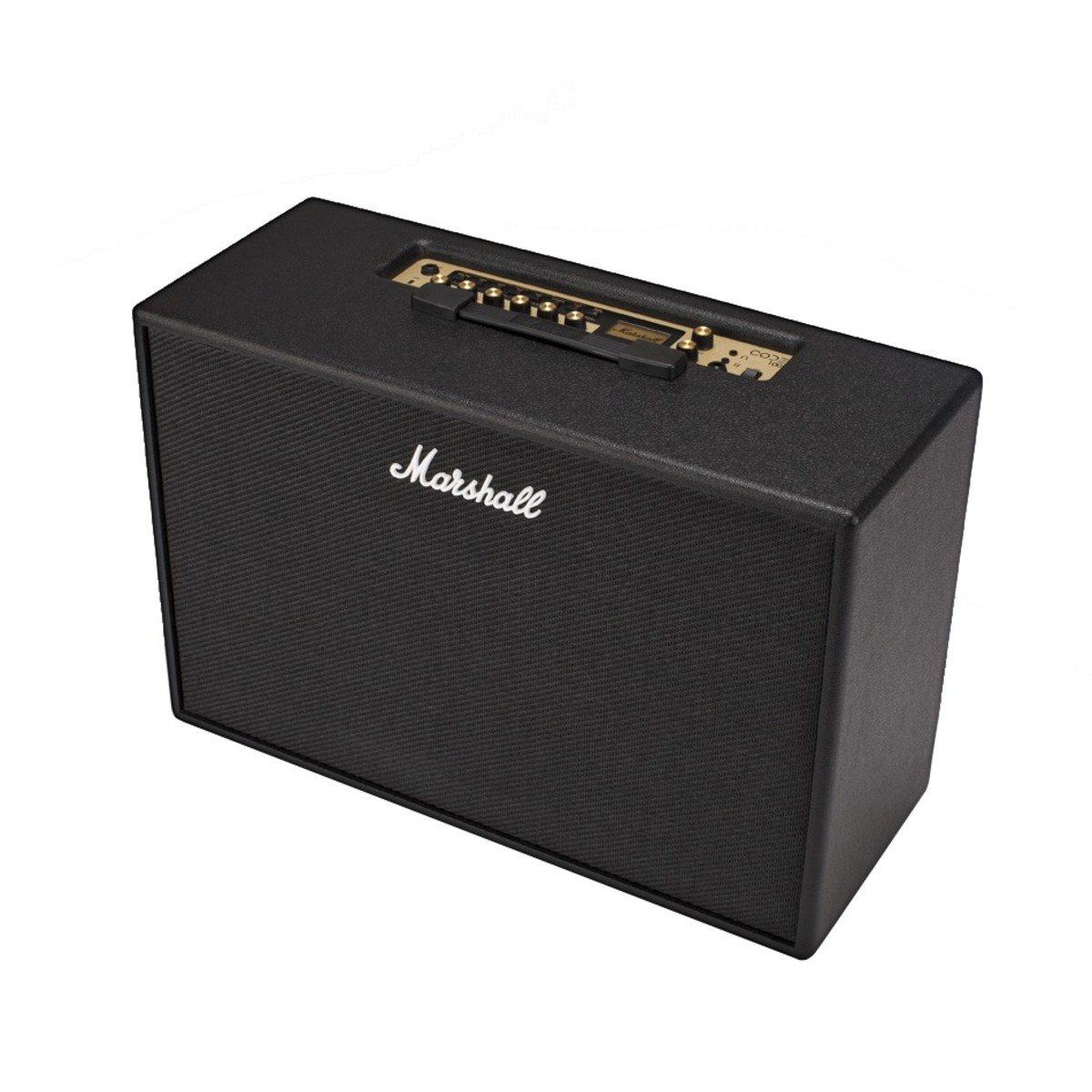 marshall code100 100w 2 x 12 combo mod lisation d 39 ampli. Black Bedroom Furniture Sets. Home Design Ideas