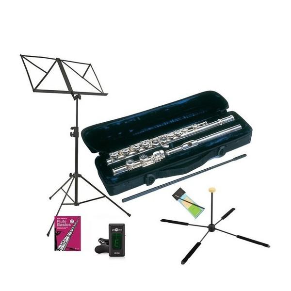 Trevor James TJ10X Flute Pack