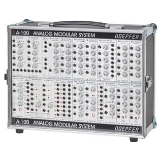 Doepfer A-100 Basic System 1 P6 - Angled