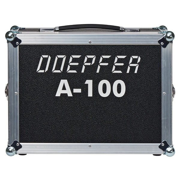 A-100 Basic System With Portable Case - Rear