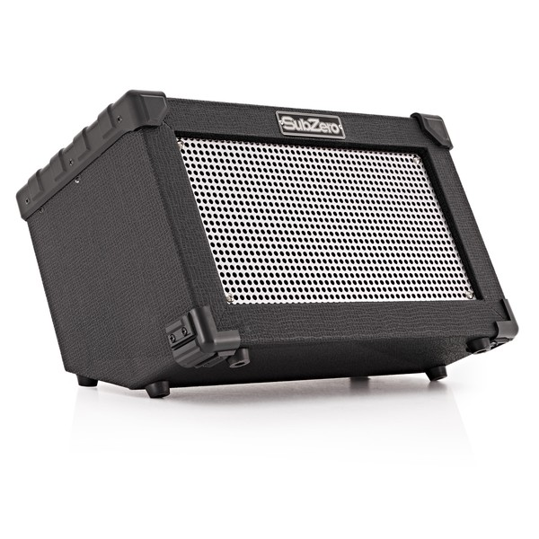 SubZero Portable Digital Guitar Amplifier with Bluetooth
