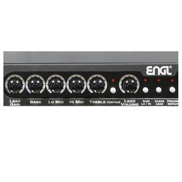 ENGL TUBE PREAMP E530 right controls