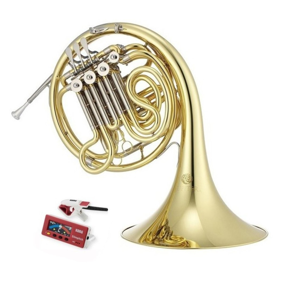 jupiter jhr 1100 performers double french horn outfit with free
