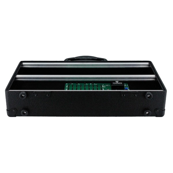 Erica Synths Travel Case With Power Supply - Flat Open