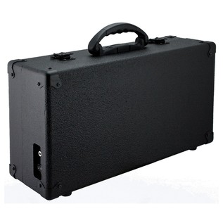 Erica Synths Travel Case with Integrated PSU - Angled Closed