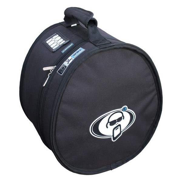 Protection Racket 8'' x 6'' Egg Shaped Power Tom Case