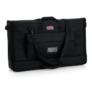 Gator Medium Padded LCD Transport Bag - Front (with strap)