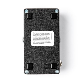 Jim Dunlop EP103 Echoplex Delay Pedal Back