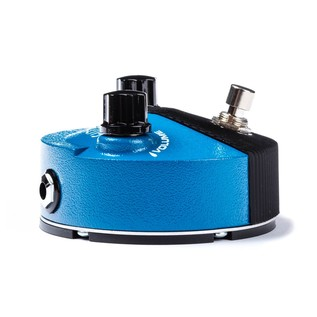 Jim Dunlop Fuzz Face Mini Silicone Blue FFM1 Left