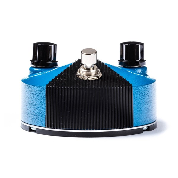 Jim Dunlop Fuzz Face Mini Silicone Blue FFM1 Bottom