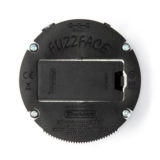 Jim Dunlop Fuzz Face Mini Silicone Blue FFM1 Back