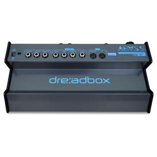Dreadbox Abyss Analog Polyphonic Synthesizer - Rear