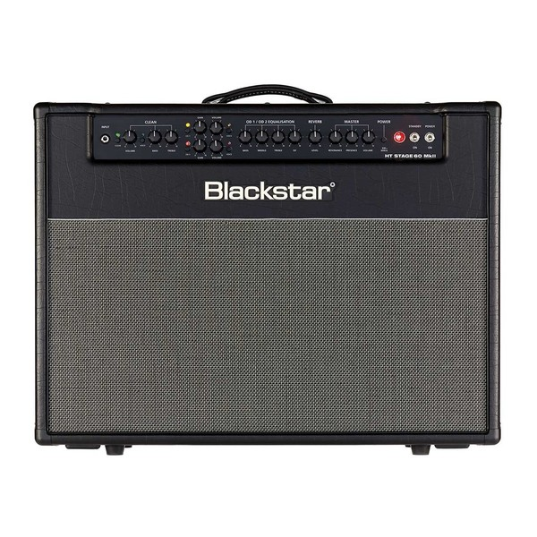Blackstar HT Stage 60 MKII Valve 2 x 12 Combo Amp front view
