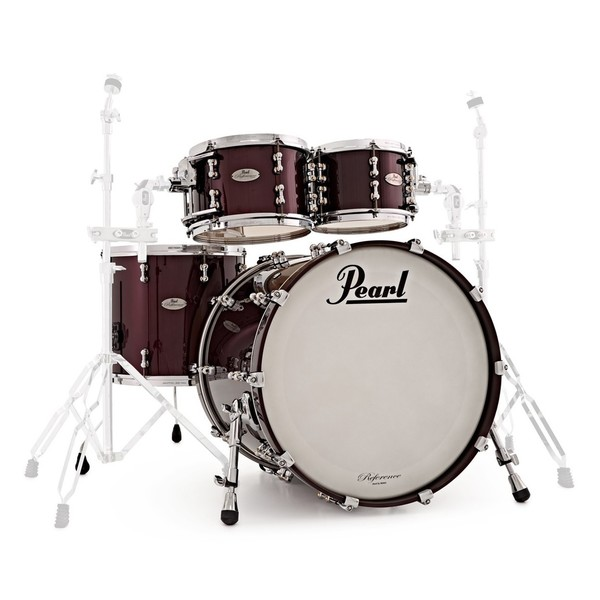 Pearl Reference Pure 22'' Rock Shell Pack, Black Cherry