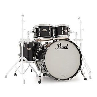 Pearl Reference 22'' Rock Shell Pack, Piano Black