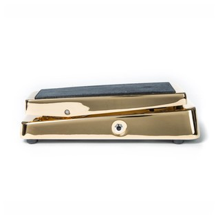Jim Dunlop 50th Anniversary Gold Plated Cry Baby Wah Pedal L