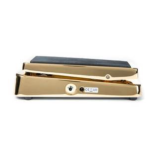 Jim Dunlop 50th Anniversary Gold Plated Cry Baby Wah Pedal R