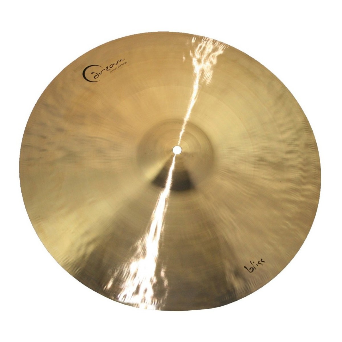 dream cymbals bliss series paper thin crash 19 b stock at gear4music. Black Bedroom Furniture Sets. Home Design Ideas