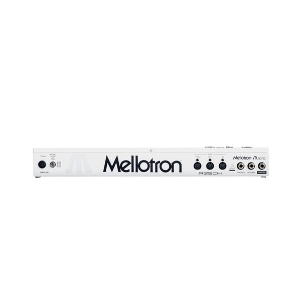 Mellotron M4000D Micro - Back