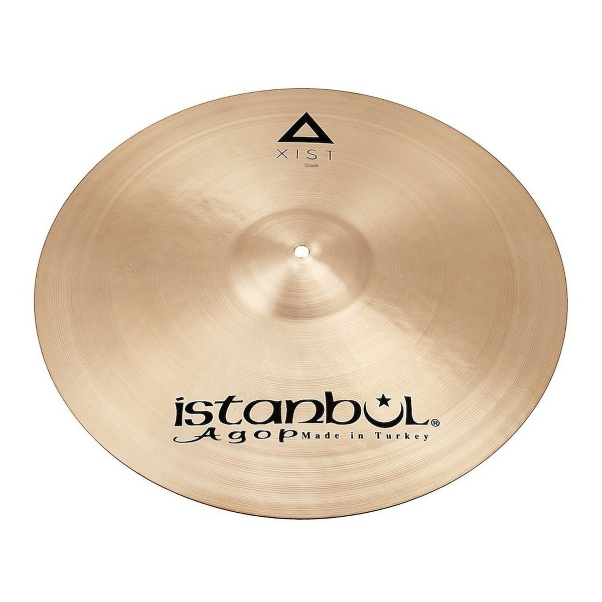 istanbul agop 20 39 39 xist crash cymbal at gear4music. Black Bedroom Furniture Sets. Home Design Ideas