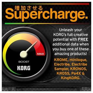 Korg Supercharger