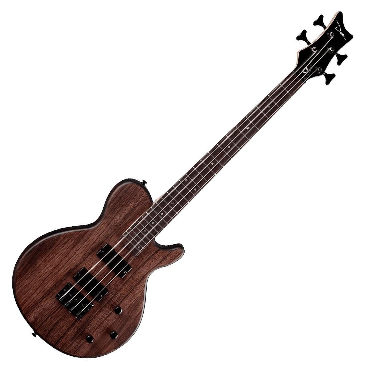 dean evo bass guitar natural satin box opened at gear4music. Black Bedroom Furniture Sets. Home Design Ideas