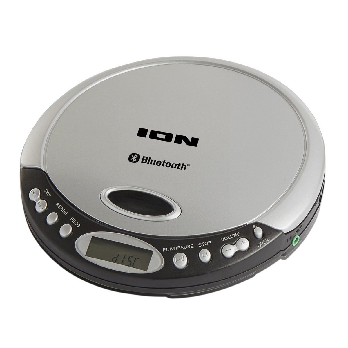 ion air cd bluetooth portable cd player at gear4music