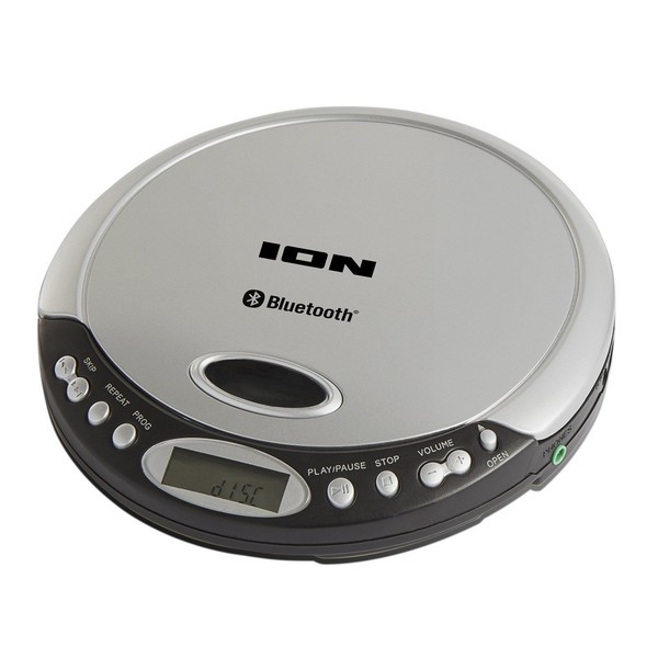 ION Air CD Bluetooth Portable CD Player - Main