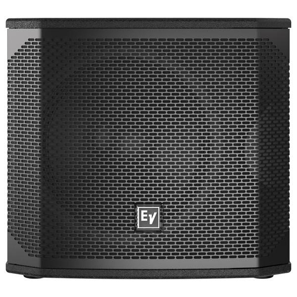 Electro-Voice ELX200-12S 12'' Passive Subwoofer, Black, Front
