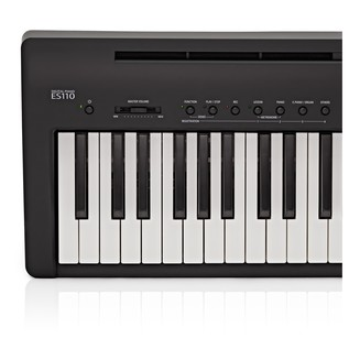 Kawai ES110 Digital Stage Piano, Black