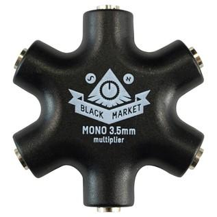 Black Market Modular Monomult, Black - Front