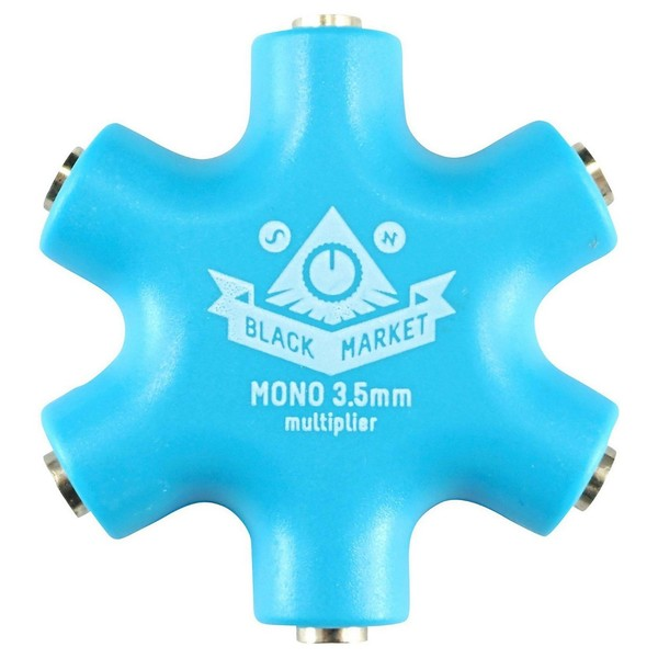 Black Market Modular Monomult, Blue - Front