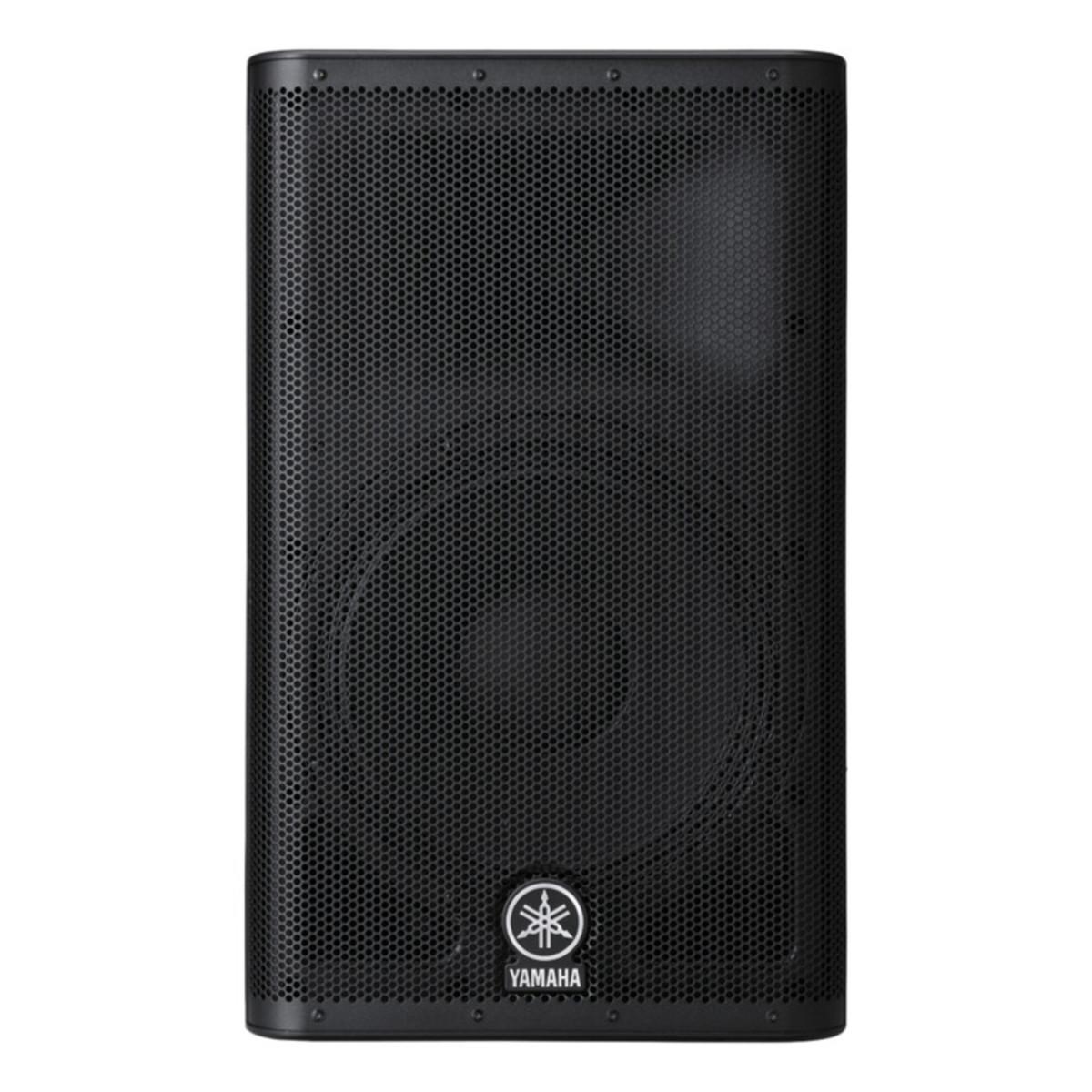 Yamaha dxr12 active pa speaker box opened at for Yamaha dj speaker