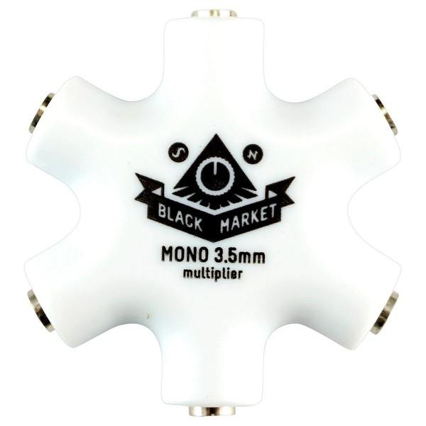 Black Market Modular Monomult, White - Front